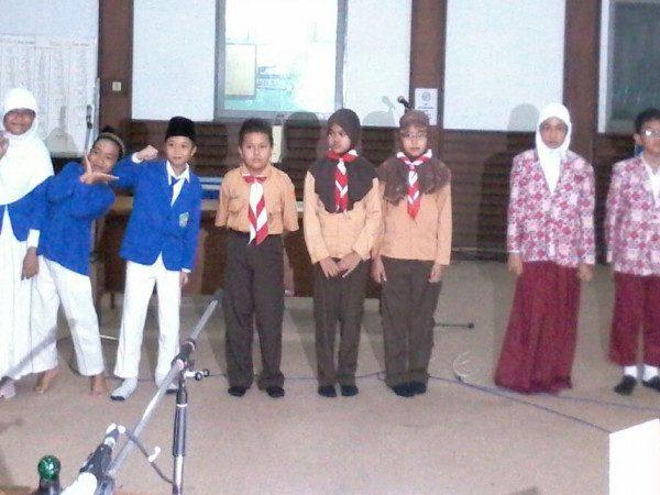 Juara I CC Tingkat Kecamatan Taman Kota Madiun