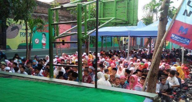 Doa Bersama sebagai Penutup Milad MIN 1 Kota Madiun