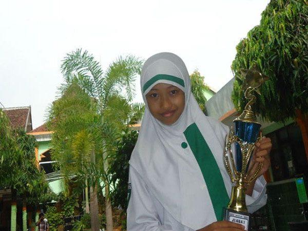 Juara II KSM O-IPA Pi Tingkat Kota