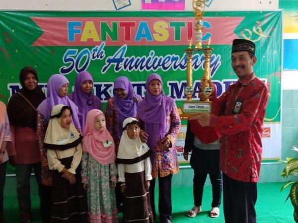 FANTASTIC !! 50th ANNIVERSARY MIN 1 KOTA MADIUN HARI PERTAMA