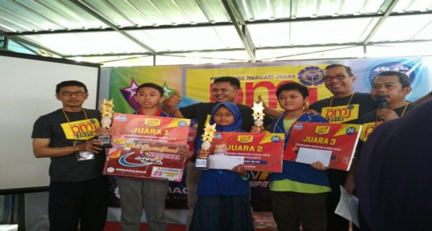 SISWA MIN 1 KOTA MADIUN GOES TO PALEMBANG (Primagama Mencari Bakat)
