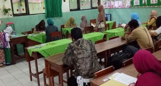 PELAKSANAAN PPDB JALUR PRESTASI MIN 1 KOTA MADIUN TAHUN 2018