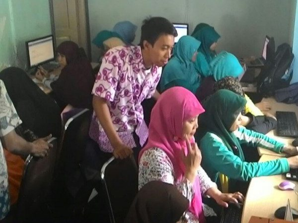 Workshop Entry Nilai Akademia Online
