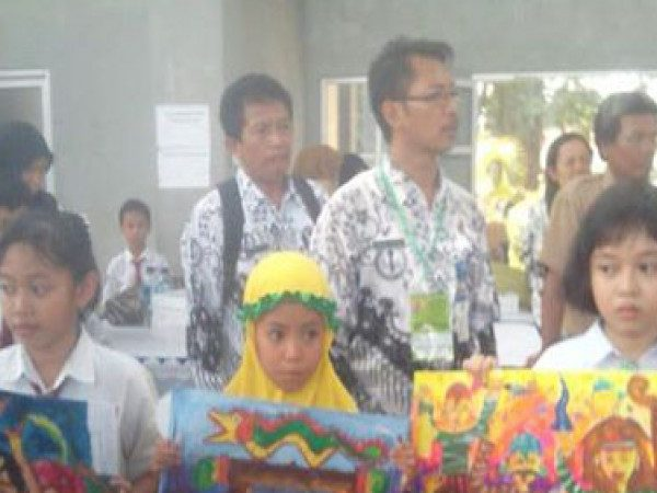 Pekan Seni Pelajar (PSP) Tingkat SD/ MI Kota Madiun