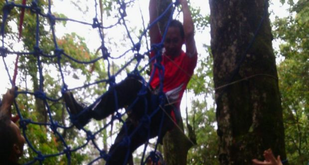 Workshop K13 & Outbound guru MIN Demangan Kota Madiun