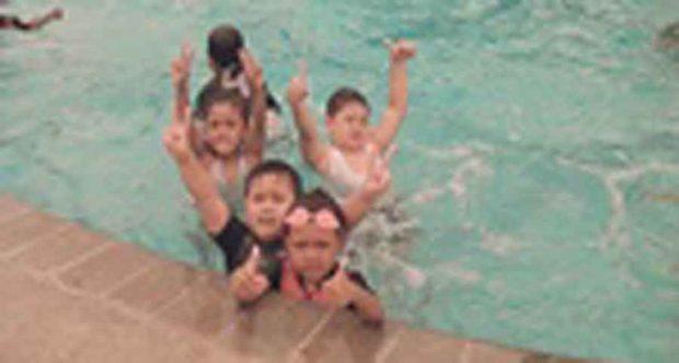"""Kegiatan Paska UAS 1 """"Swimmming Together"""" MIN Demangan"""