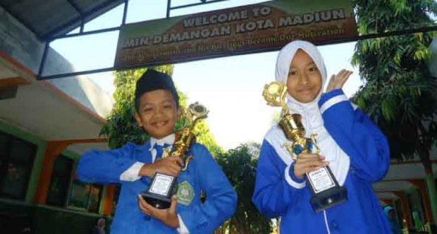 Juara II Jambore Kader Tiwisada Tingkat SD/ MI se-Kota Madiun