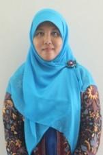 Aliyatul Mukarromah, S.Pd.I
