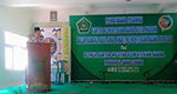 Pembinaan Pegawai Kemenag Kota Madiun oleh KaKanwil Jatim