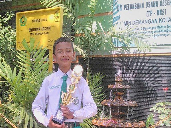 Kejuaraan Pildacil Tingkat SD/ MI se-Kota Madiun