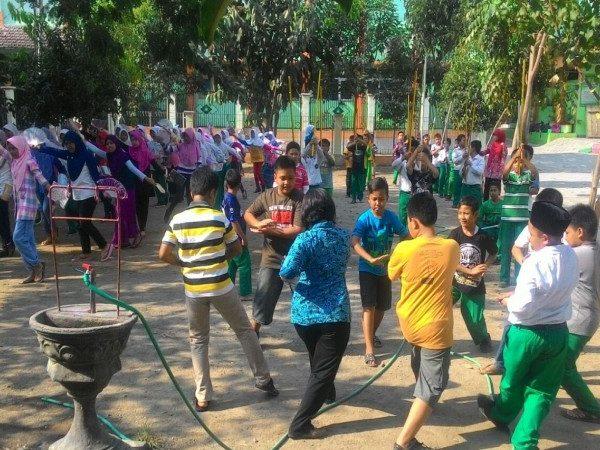 Latihan Persiapan Pawai Taaruf 1 Muharram Kota Madiun